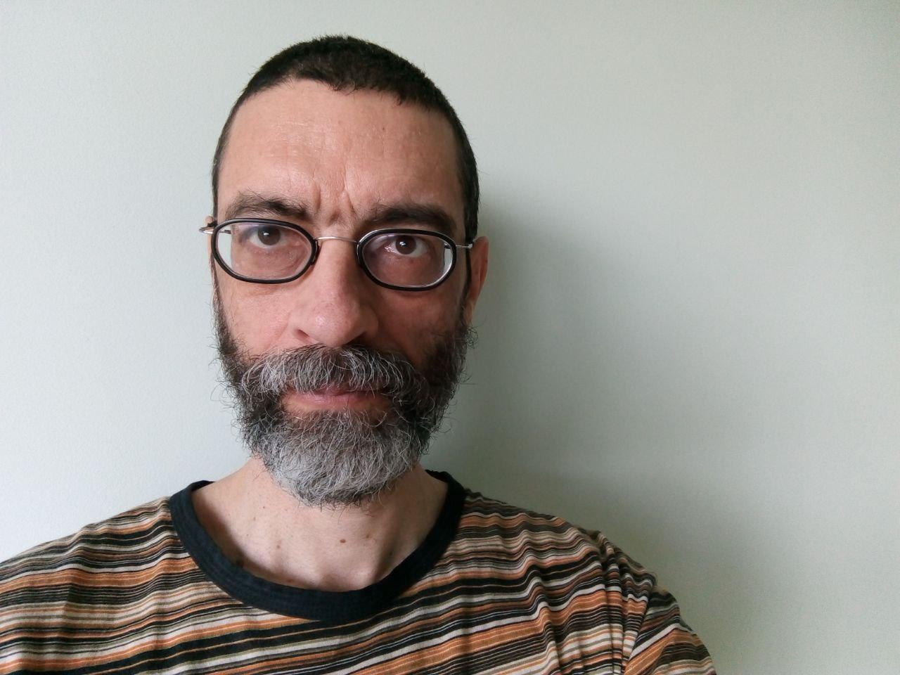 Виктор Корб в Вильнюсе в мае 2019 года